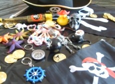 Party Piraten Deko