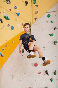 Kindergeburtstag Klettern
