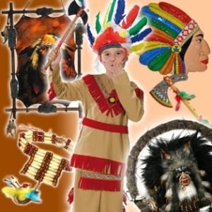 Indianer_Kindergeburtstagskiste